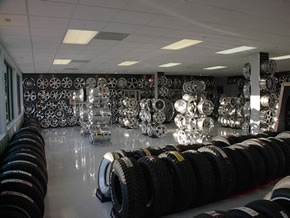 Wheels Showroom